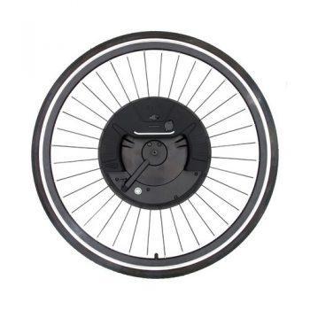 [EU DIRECT - EU] iMortor3 Permanent Magnet DC Motor Bicycle 700C Wheel With App Control Adjustable Speed Mode V Break - EU Plug