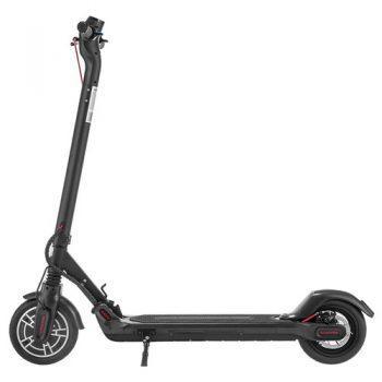 [EU DIRECT - ES] KUGOO ES2 Folding Electric Scooter 350W Motor LED Display Screen Max 25KM/H 8.5 Inch Tire - Black