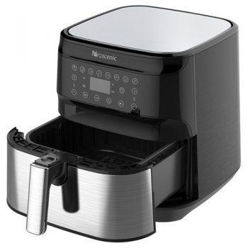 [EU DIRECT - EU] Proscenic T21 Smart Electric Air Fryer 1700W Oil-free Non-stick Pan Voice Control LED Touch Screen - Black