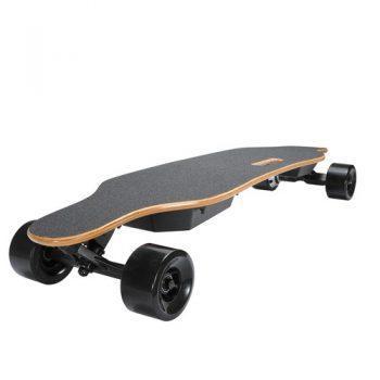 [EU DIRECT - PL] REDPAWZ SYL-06 Electric Skateboard 350W Single Motors 4000mAh Battery Max Speed 30km/h With Remote Control - Black