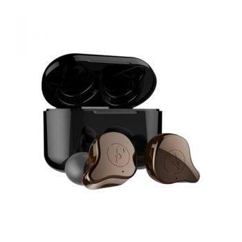 [EU DIRECT - DE] Sabbat E12 Ultra Qualcomm QCC3020 CVC8.0 TWS Earbuds QI Wireless Charging Independent Use aptX/AAC/SBC Siri Google Assistant IPX5 - Coffee