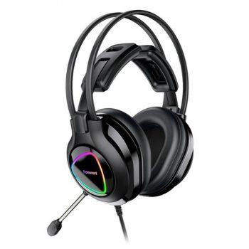 Tronsmart Glary Alpha Colorful LED Gaming Headset with  Lighting 3.5mm+USB Port