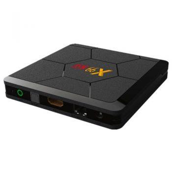 X99 MAX-922 Amlogic S922X 4G DDR4 RAM 128G eMMC 4K Android TV BOX YouTube 4K 2.4G+5G WIFI Bluetooth 5.0 Gigabit LAN Optical USB3.0 OTA Update