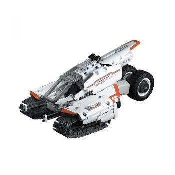 [EU DIRECT - CZ] Xiaomi Building Blocks Flying Fish Shuttle Crawler Car Jupiter Dawn Series Sci-Fi Kids Puzzle Toy
