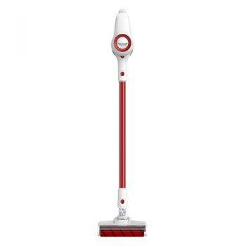 [EU DIRECT - EU] Xiaomi JIMMY JV51 Lightweight Cordless Stick Vacuum Cleaner 115AW Powerful Suction Anti-winding Hair Mite Cleaning Vacuum Cleaner EU Plug Global Version - Red