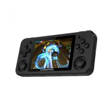 [EU DIRECT - CZ] ANBERNIC RG351P 64GB Retro Game Console RK3326 Open Source 3.5 inch IPS Screen - Black