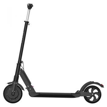 [EU DIRECT - PL] KUGOO S1 Folding Electric Scooter 350W Motor LCD Display Screen 3 Speed Modes Max 30km/h - Black